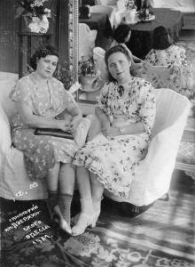 Санаторий им. Дзержинского. Одесса. 1941 г.