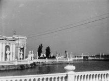 Одесса. Куяльник. Летний театр. Конец 1950-х гг.