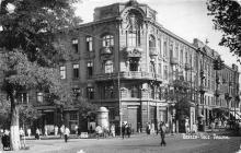 Одесса. Гост. Пассаж. Угол улиц Лассаля и 10-ти летия Кр. Армии