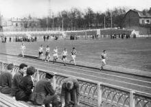 Одесса. Стадион СКА. Конец 1960-х гг.