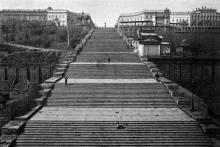 Одесса. Бульварная лестница