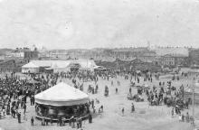 Старосенной сквер ( –1917)