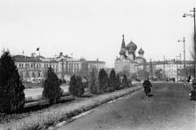 Одесса. Площадь Освобождения. Оккупация, 1941-1944 гг.