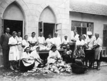 Одесса. Санаторий № 3. 20 сентября 1947 г.