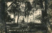 Одесса. Третий санаторий ВЦСПС. 1949 г.