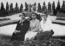 Сан. ВУЦИК. Одесса. 1934 г.