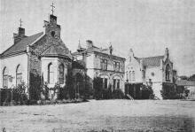 Школа садоводства (по дороге к Малому Фонтану). Фотография в книге «Одесса. 1794–1894». 1894 г.
