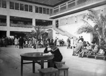 Одесса. Новый одесский аэропорт. Фото ОАОО. Апрель, 1962 г.