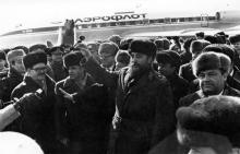 Пребывание в Одессе делегации Компартии Кубы во главе с Председателем Государственного Совета и СовМина Республики Куба Фиделем Кастро Рус. г. Одесса 1981 г. И. Павленко (11707)
