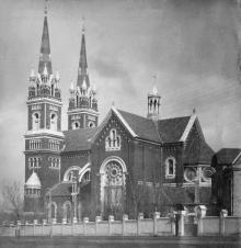 Одесса. Собор святого Климента