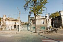 Одесса, ул. Патера, № 1. Фото Google, 2011 г.