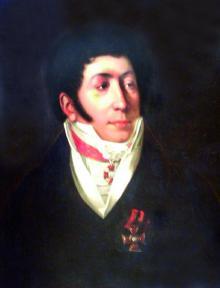 Портрет Жана-Франсуа Рено