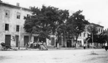 Одесса, дом № 35 по ул. Розы Люксембург. Конец 1920-х гг.