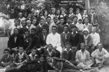 Люстдорф. Школьный санаторий ОЗДП. 1936 г.