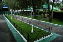 Одесса. На территории кафе-бара «Кенгуру». 2014 г.