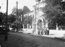 Одесса. Дом № 32 по ул. Мечникова. 1930-е гг.