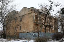 Ул. Черноморская, № 1. Фото И. Ландера, январь, 2019 г.