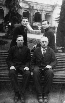 Хаджибей. Одесса. 1936 г.