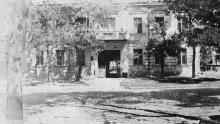 Одесса. Дом № 10 по ул. Кирова. 1960-е гг.