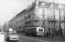 Одесса. Дом № 17 по ул Ленина, угол ул. Жуковского. 1970-е гг.