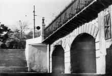 Одесса. Строгановский мост. Фото С.М. Курбатова. 1960-е гг.