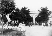 Одесса. Ланжероновская арка