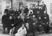 Санаторий Госторговли «Отрада». Одесса. 13 февраля 1939 г.