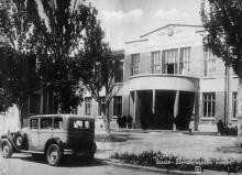Одесса. Лермонтовский курорт. 1930-е гг.
