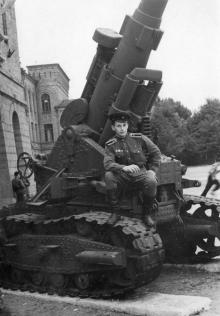 Одесса. ОАОЛУ. 1955 г.
