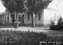 Дом отдыха учителей. Одесса. 1940 г.