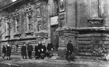 Одесса. Дом № 53 по ул. Мечникова. 1948 г.