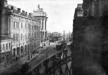 Одесса. Вид на ул. Ласточкина. 1930-е гг.
