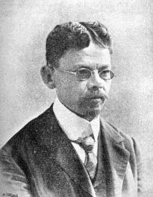 Израиль Рухомовский. Одесса, начало 1900-х гг.