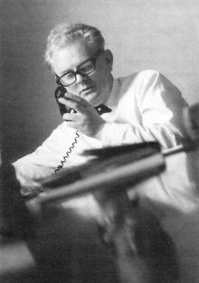Никита Брыгин. Одесса, 1970-е гг.