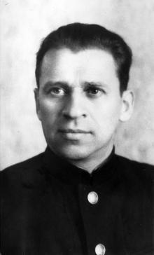 Корченов К.Б., Одесса, 1950-е гг.