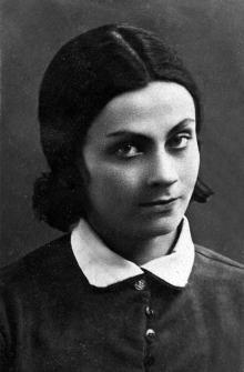 Н.И. Корченова. Одесса, 1933 г.