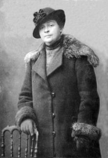 Галюзман Д.А. Одесса, конец 20-х гг.