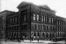 Одесса, дом № 24 по ул. Троцкого. 1926 г.