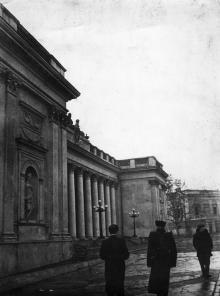 Одесса. Здание горсовета. Начало 1950-х гг.