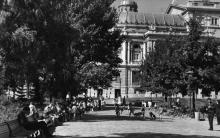 Одесса. театр оперы и балета. 1980-е гг.