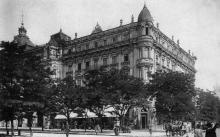 Одесса. Кафе Либмана. 1910-е гг.