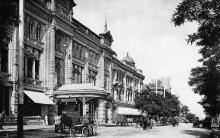 Одесса. Греческая улица. Магазин бр. Петрококино. 1910-е гг.