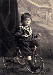 Фотография Я.Я. Пурица. Около 1885 г.