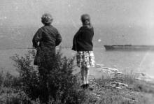 «Златоуст» входит в порт Жданов