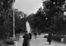 Одесса. Городской сад. 1959 г.