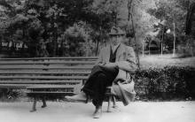 Одесса. В парке «Победа». 1959 г.