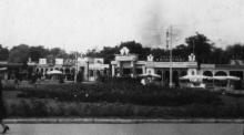 Одесса. Выставка в парке «Победа». 1959 г.