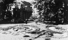 Одесса, ул. Пушкинская, угол пер. Чайковского. 1958 г.