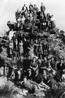 Одесса. Грот. 1948 г.