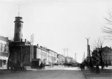 Одесса. Полицейский участок на Преображенской улице. 1910-е гг.